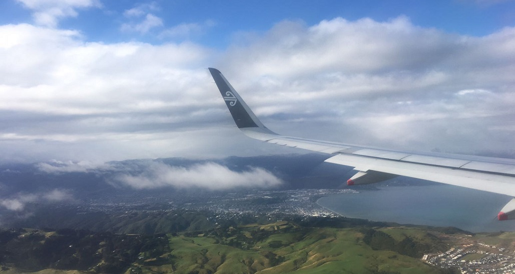 I escaped to New Zealand