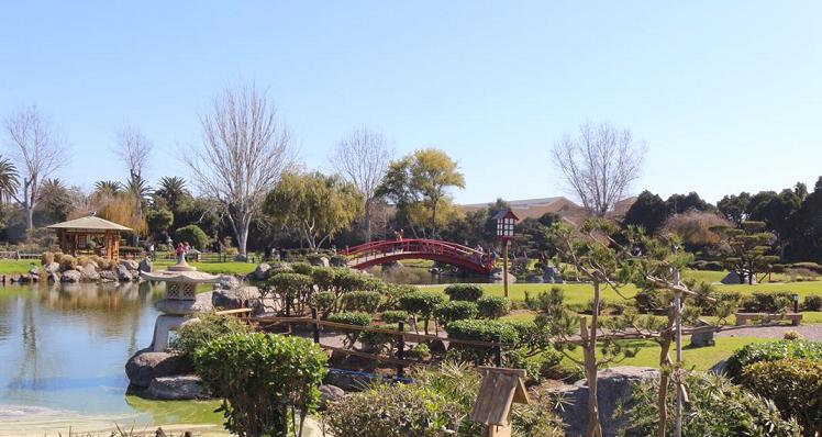 Parque Jardín del Corazón – La Serena