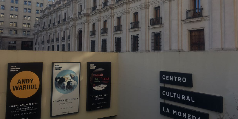 El Centro Cultural de la Moneda
