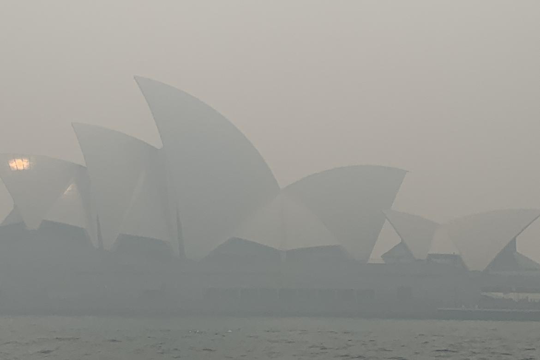 Humo en Sydney